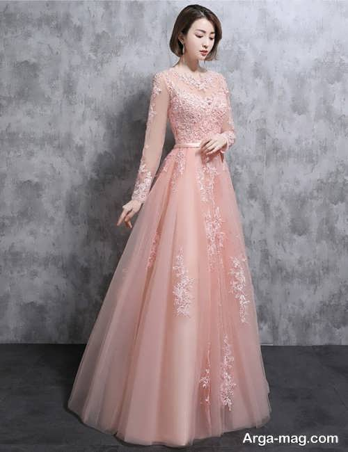 [تصویر:  Model-bridal-Peach-color-14.jpg]