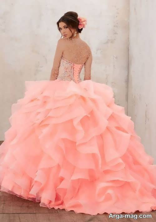 [تصویر:  Model-bridal-Peach-color-17.jpg]