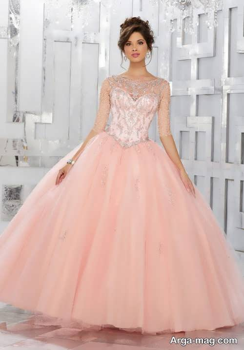 [تصویر:  Model-bridal-Peach-color-9.jpg]