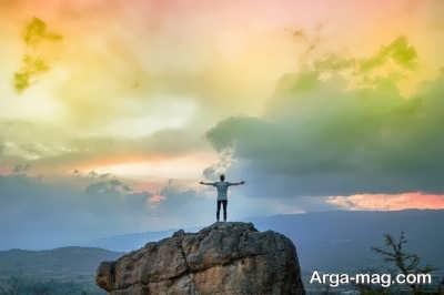 جملات ناب و دلنشین در مورد خدا