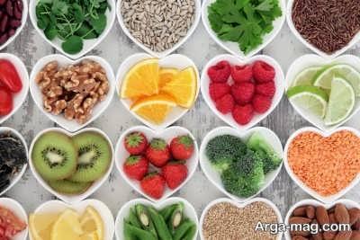 آنتی اکسیدان های قوی در میوه ها