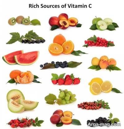 ویتامین ث سرشار از آنتی اکسیدان