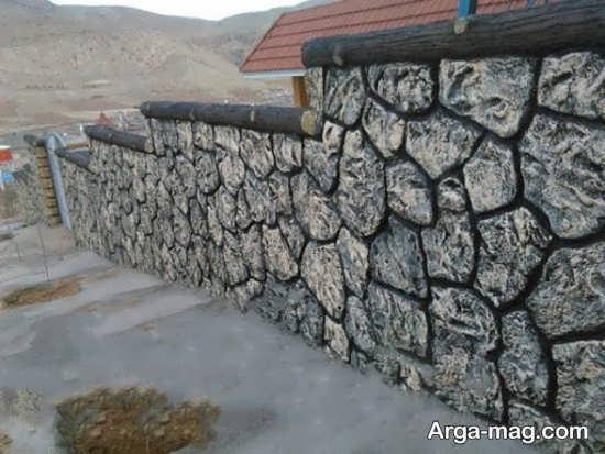 انواع رنگ آمیزی دیوار سیمانی