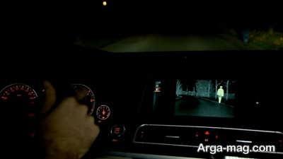 سنسور دید در شب در خودرو ها
