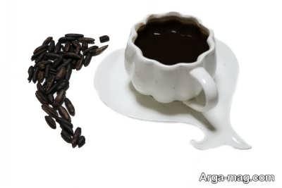 قهوه هسته خرما