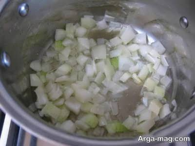 مراحل تهیه سوپ هویج