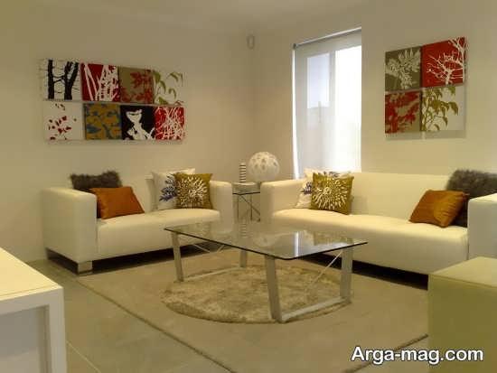 دیزاین فوق العاده اتاق نشیمن