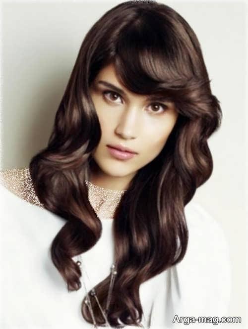 مدل موی صاف با جدیدترین متدها
