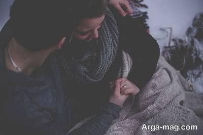 متن عاشقانه و دلنشین برای بیو