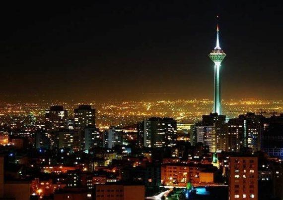 مکان های گردشگری تهران