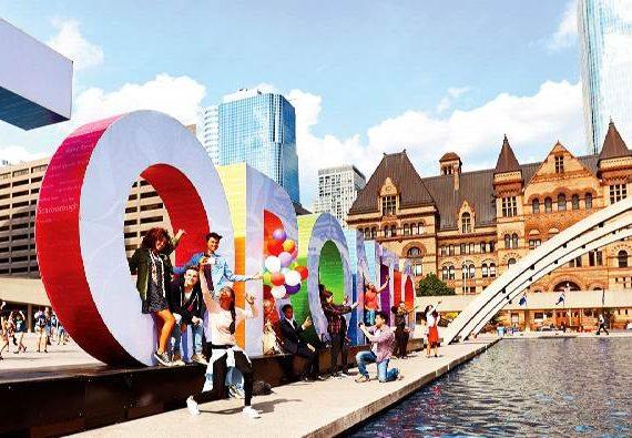 جاذبه های شهر تورنتو