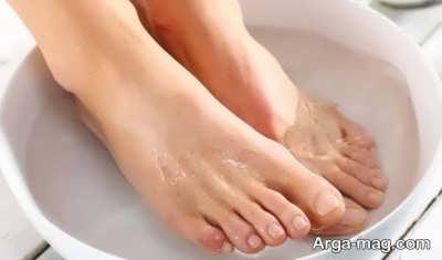 راهکارهای طبیعی جهت رفع سوزش کف پا