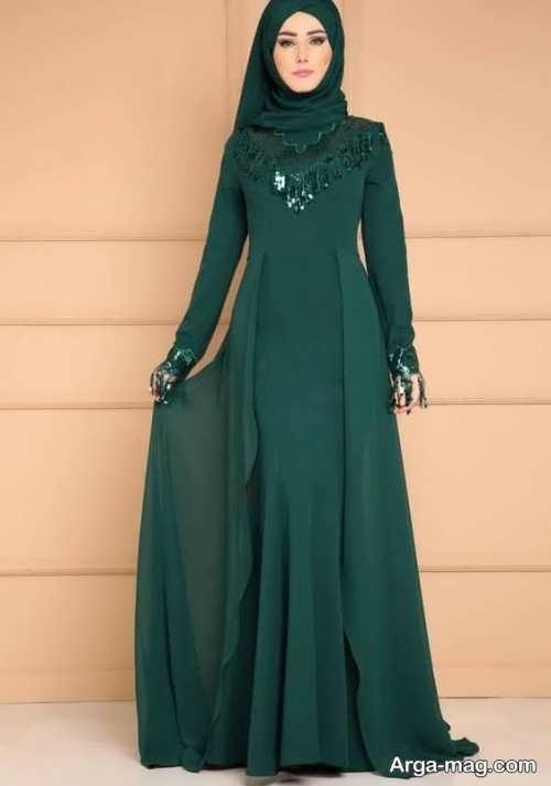 مدل دوست داشتنی مانتو اسلامی