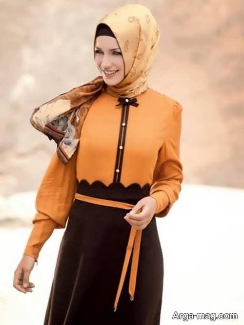 مدل جذاب مانتو اسلامی