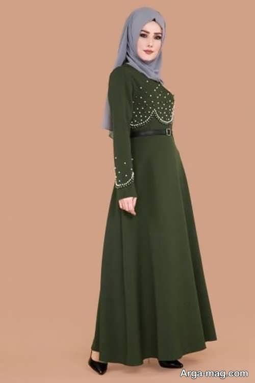 مدل به روز مانتو اسلامی