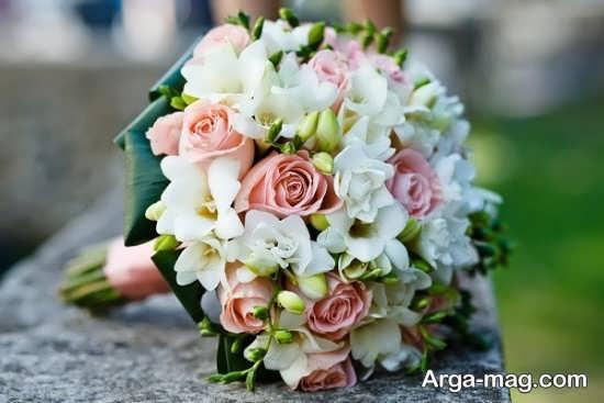 مدل دسته گل شیک و زیبا برای عقد
