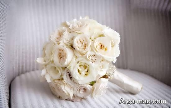مدل دسته گل جدید و شیک برای مراسم عقد