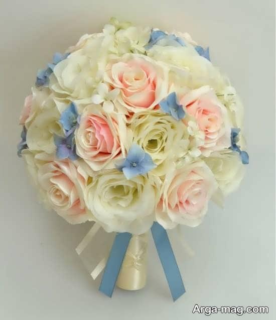 مدل های دسته گل شیک برای مراسم عقد