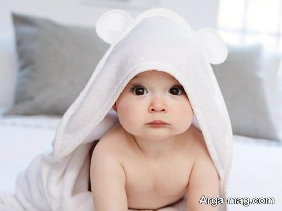 استحمام نوزاد