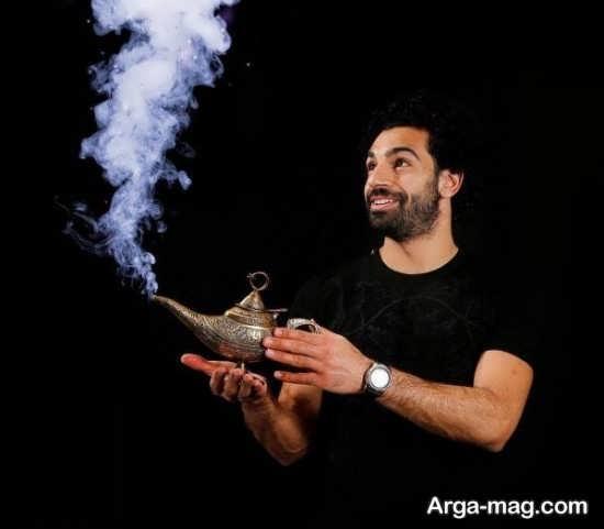 محمد صلاح و چراغ جادو