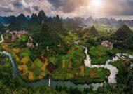 عکس هایی از طبیعت بکر و زیبای چین