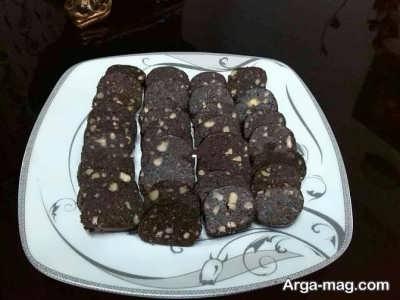 طرز تهیه شکلات آلمانی