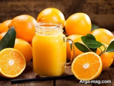 از بین بردن چربی پوست سر با آب نارنج