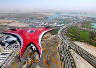 تصاویر جذاب هوایی از دبی