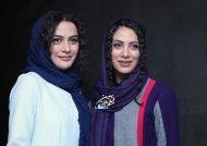 تصاویر خواهران فرجاد بر روی جلد مجله