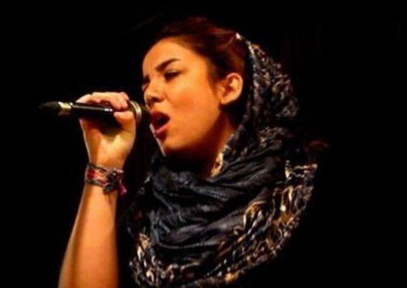 رونمایی از چهره بانوی خواننده آهنگ سریال شهرزاد