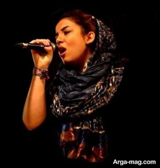 فرناز ملکی خواننده مجاز ایران