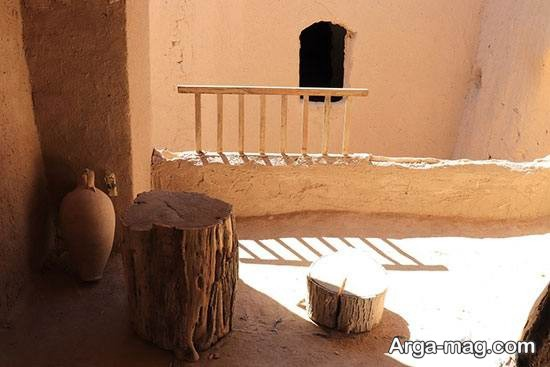 قلعه سریزد در استان یزد