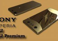سونی مدل xperia xz2 premium