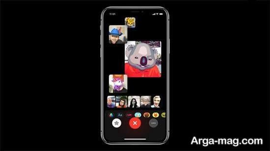 نسخه جدید iOS 12