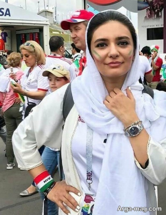 لیندا کیانی در خارج از ایران