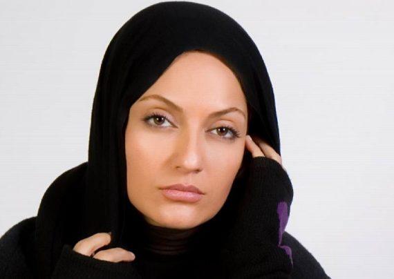انتشار عکس های تولد مهناز افشار