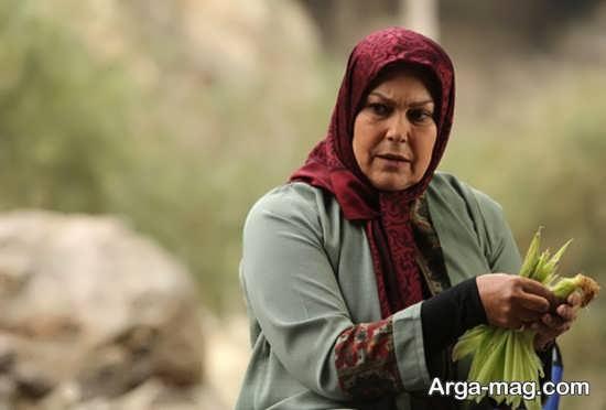مهرانه مهین ترابی در سریال آنام