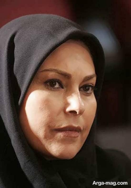 مهرانه مهین ترابی بازیگر خانه سبز