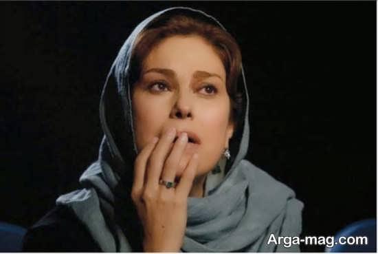 بازیگر زن سریال همسران مهرانه مهین ترابی