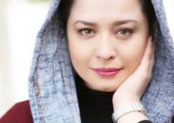 چهره ناراحت مهراوه شریفی نیا