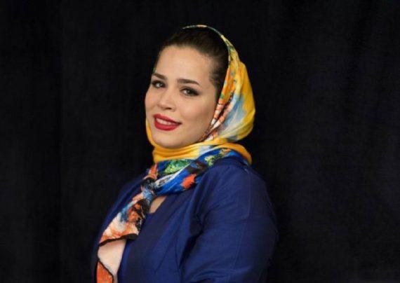 حضور ملیکا شریفی نیا در هتل آزادی