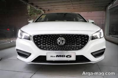 خودروی MG