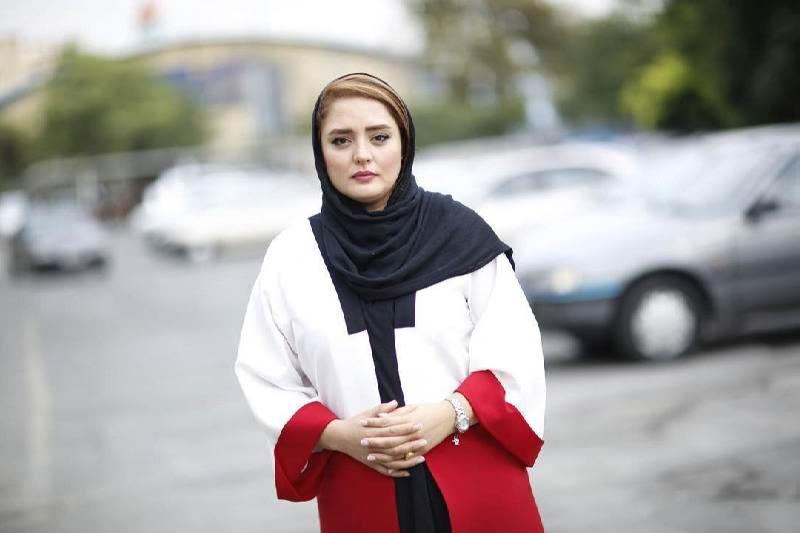 تصاویر منتشر شده از نرگس محمدی در سالن زیبایی
