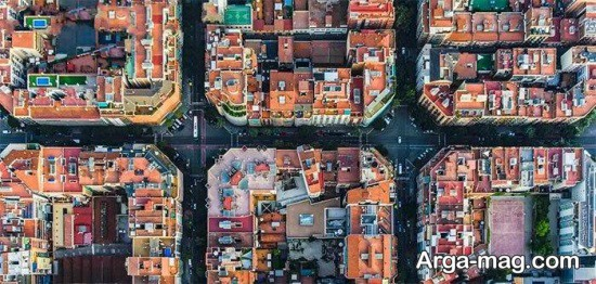 نمایی متفاوت از شهرها