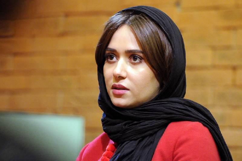 تصاویر جدید پریناز ایزدیار در آتلیه