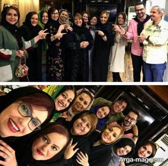 رابعه اسکویی بازیگر طنز در ایران