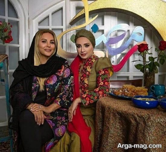 شبنم قلی خانی در رمضان 97