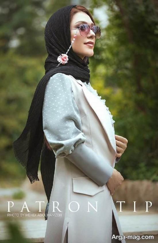 شهرزاد کمال زاده مدل ایرانی