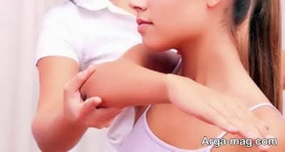 درمان خانگی شانه درد