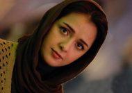 ترانه علیدوستی و سایر بازیگران در باغ کتاب تهران